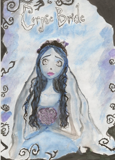 Corpse Bride by Sweet-Ella
